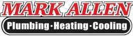 Mark Allen Plumbing, Heating & Cooling, Header logo